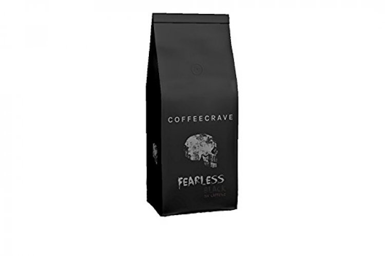 Coffee Crave Fearless Black