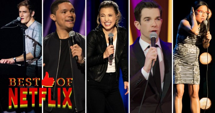 The 10 Funniest Stand-Up Comedians of All Time