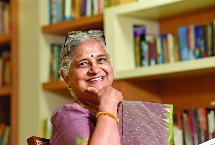 Sudha Murthy Biography, Age, Height, Weight, Family, Caste, Wiki & More