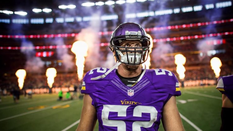 Chad Greenway Net Worth, Bio, Age, Birthday, Height, Family, Partner, Wiki and Facts.